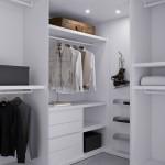 Link internal fittings wardrobe